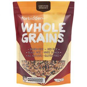 Forbidden Whole Grains 1.25KG