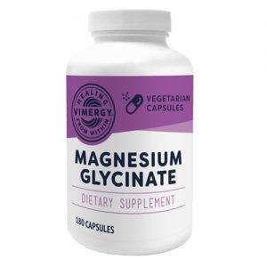 Vimergy Magnesium Glycinate 180 Caps