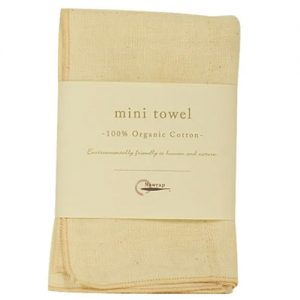 Nawrap Organic Mini Towel – Ivory