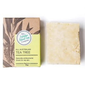 Australia Natural Soap Company Tea Tree Soap 100G