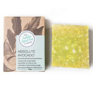 Australian Natural Soap Company Absolute Avocado Soap 100G