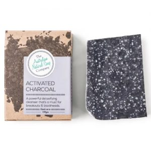 Australian Natural Soap Company Activated Charcoal Soap 100G