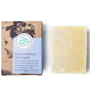 Australian Natural Soap Company Oily Hair Solid Shampoo 100G