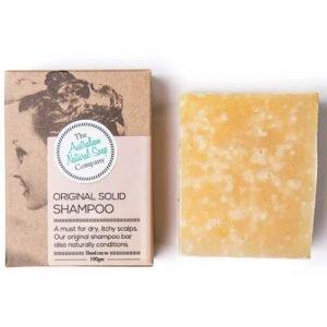 Australian Natural Soap Company Original Solid Shampoo 100G