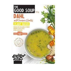 Plantasy Foods The Good Soup Dhal Turmeric Lentil Soup 30G