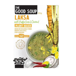Plantasy Foods The Good Soup Laksa With Kaffir Lime & Coconut Soup 30G