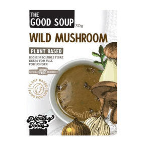 Plantasy Foods The Good Soup Wild Mushroom Soup 30G