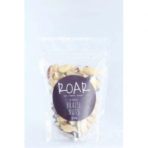 Roar Activated Raw Brazil Nuts 250G