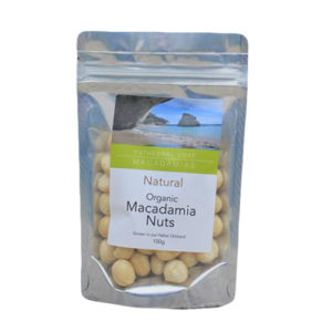 Cathedral Cove Macadamia Nuts 100G