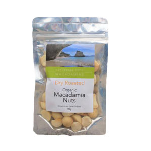 Cathedral Cove Dry Roasted Macadamia Nuts 90G
