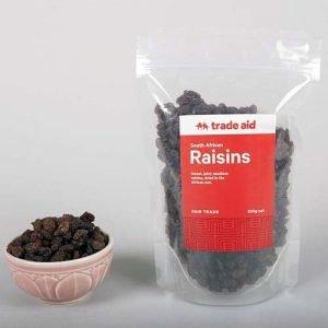 Trade Aid Raisins 300G