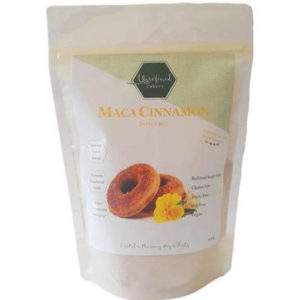 Unrefined Cakery Maca Cinnamon Donut Mix 300G