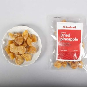 Trade Aid Dried Pineapple 100G