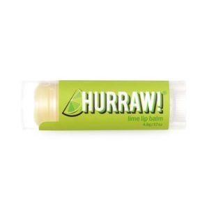 Hurraw! Lime Lip Balm 4.8G