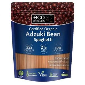 Eco Organics Adzuki Bean Spaghetti 200G