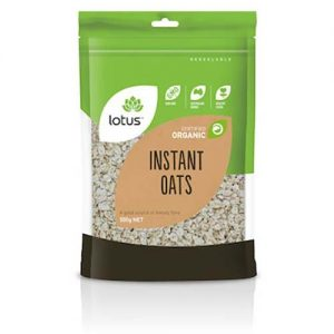Lotus Instant Oats 500G