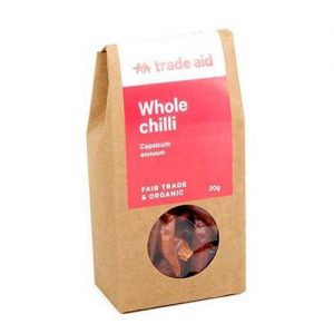 Trade Aid Chili Powder 20G