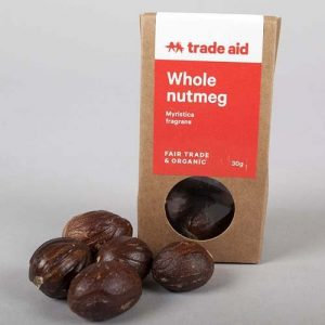 Trade Aid Whole Nutmeg 30G