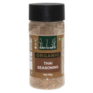Down To Earth Thai Seasoning 60G