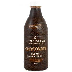 Little Island Coconut Chocolate Milk 1L