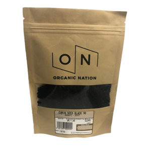 Organic Nation Cumin Seeds Black 90G