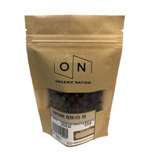 Organic Nation Hawthorn Berries 50G