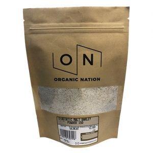 Organic Nation Diastatic Malt Barley Powder 150G