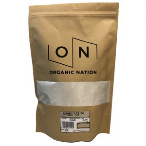 Organic Nation Buckwheat Flour 750G