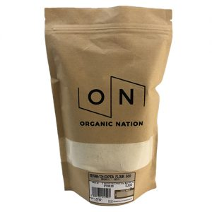 Organic Nation Besan Powder 500G