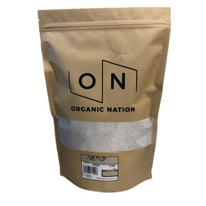 Organic Nation Rye Flour 750G