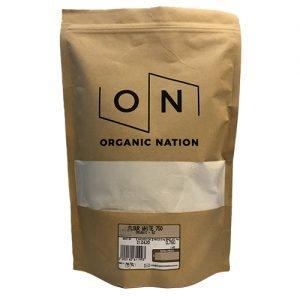 Organic Nation White Flour 750G