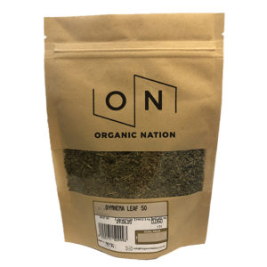 Organic Nation Gymnema Sylvestre Leaf Tea 50G