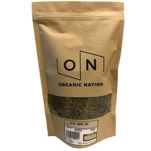 Organic Nation Green Rice 500G