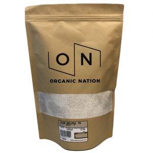 Organic Nation Wholemeal Flour 750G