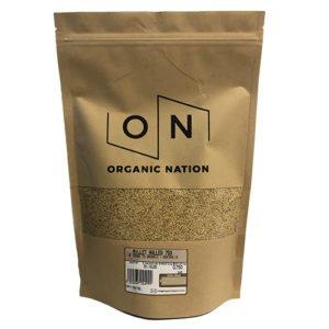 Organic Nation Hulled Millet 750G