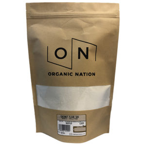 Organic Nation Coconut Flour 500G