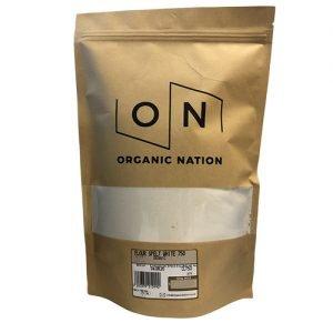Organic Nation Flour Spelt White 750G