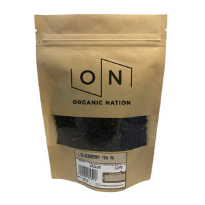 Organic Nation Elderberry Tea 90G