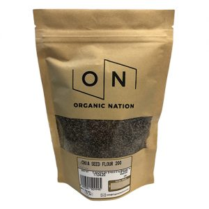 Organic Nation Chia Seed Flour 200G